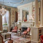 Desain Ruang Tamu Klasik Bergaya Victorian