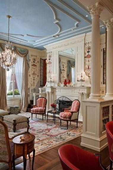 15 Desain Ruang Tamu Klasik Minimalis Sederhana 2019