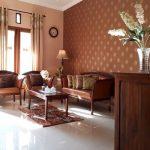 Desain Ruang Tamu Klasik Minimalis