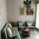 Desain Ruang Tamu Klasik Sederhana