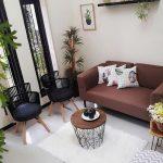 Desain Ruang Tamu Mewah Elegan
