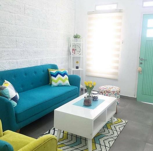 Desain Ruang Tamu Mewah Modern