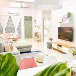 Desain Ruang Tamu Rumah Mewah