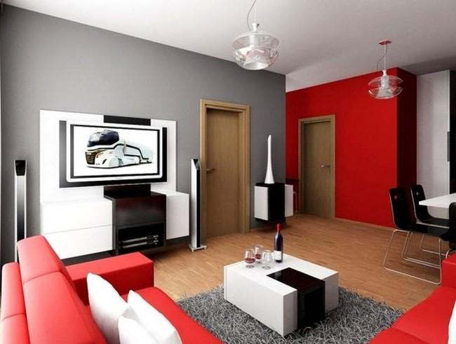 Desain Ruang Tamu Rumah Sederhana Type 36