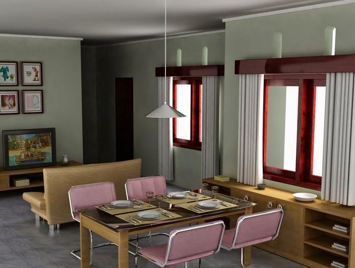 Desain Ruang Tamu Rumah Sederhana