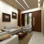 Desain Ruang Tamu Rumah Type 36 Minimalis
