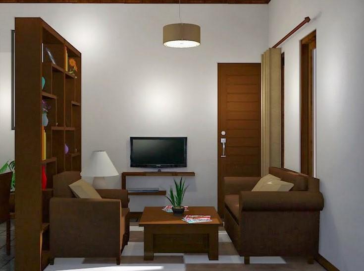 Desain Ruang Tamu Sederhana Dan Sempit