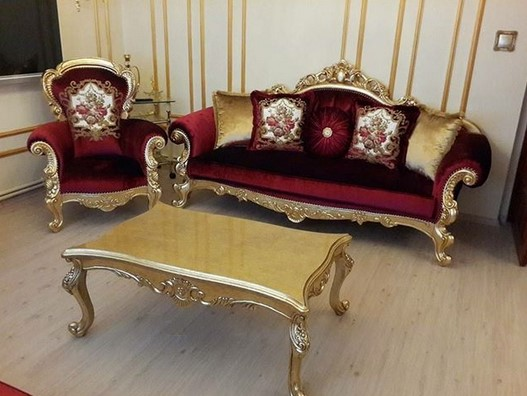 Desain Ruang Tamu Sederhana Elegan