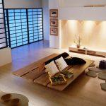 Desain Ruang Tamu Sederhana Tanpa Kursi