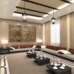 Desain Ruang Tamu Tanpa Kursi Minimalis
