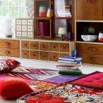 Desain Ruang Tamu Tanpa Meja Kursi