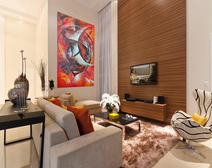 Desain Ruang Tamu Untuk Rumah Tipe 36