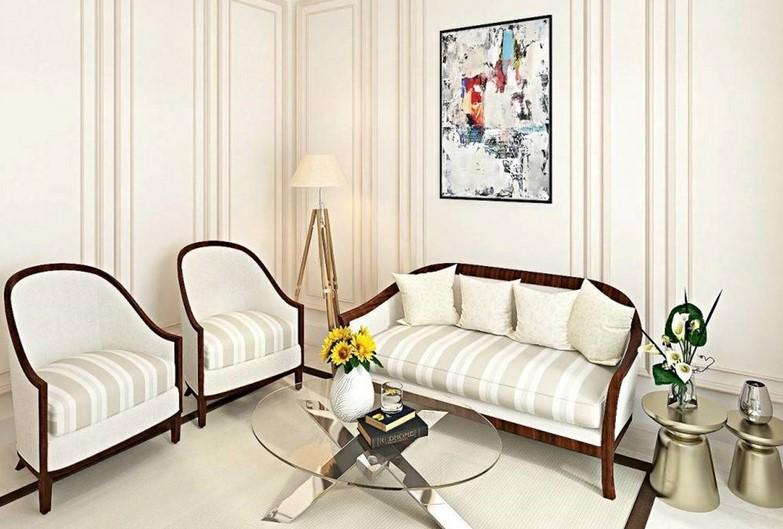 Desain Ruang Tamu Yang Sederhana