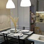 Desain Ruangan Makan Kecil