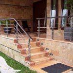 Desain Tangga Teras Depan Rumah