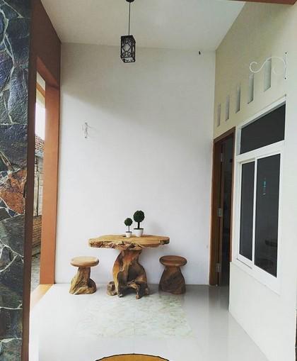 Desain Teras Depan Rumah Sempit
