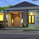 Desain Teras Rumah Mewah Minimalis