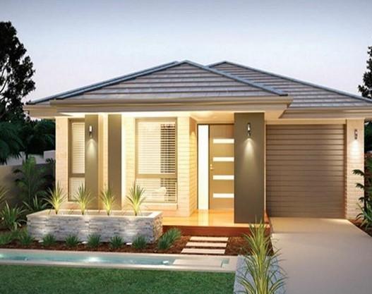 Desain Teras Rumah Mewah Modern