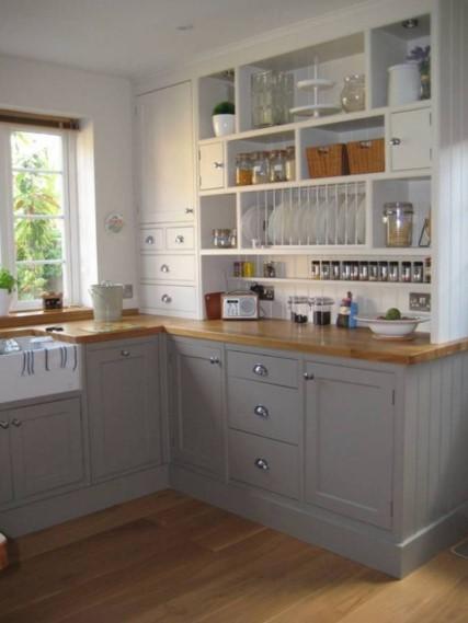 Desain Warna Dapur Sederhana