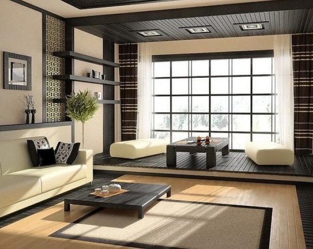 Design Ruang Makan Lesehan