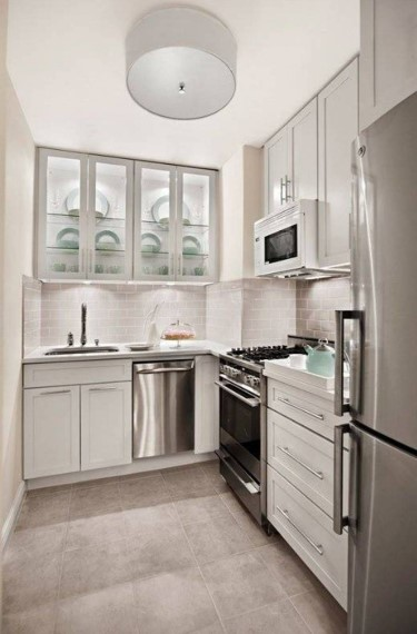 Foto Dapur Kecil Sederhana