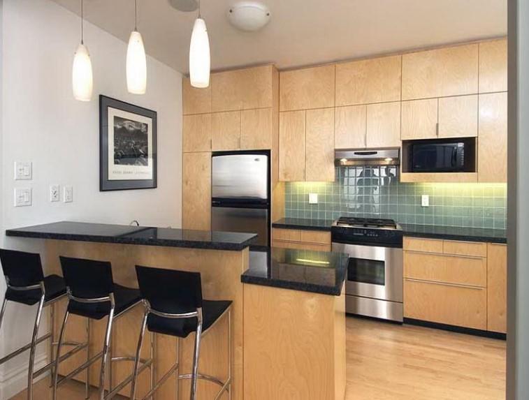 Foto Desain Dapur Minimalis