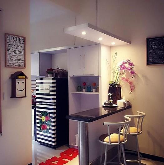 Foto Ruang Makan Rumah Minimalis