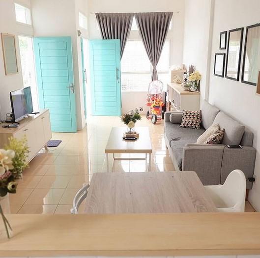 Foto Ruang Tamu Rumah Mewah