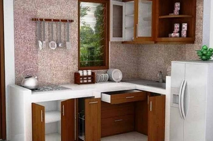 84 Contoh Desain Dapur Ukuran 2x3 Yang Bisa Anda Contoh