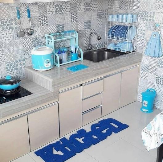 20 Desain Dapur Sederhana Unik Minimalis Cantik Terbaru 2019