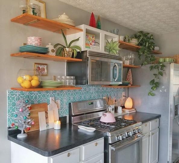 Gambar Desain Dapur Sederhana