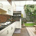 Gambar Desain Dapur Terbuka Minimalis