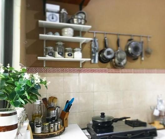 Gambar Desain Dapur Yg Sempit