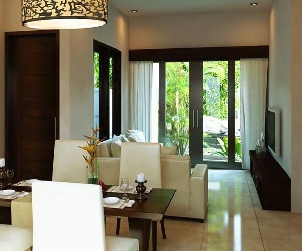 Gambar Desain Ruang Tamu Rumah Type 36
