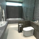 Gambar Kamar Mandi Hotel Sederhana