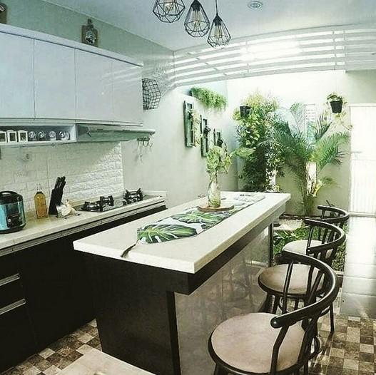Gambar Model Dapur Minimalis Modern