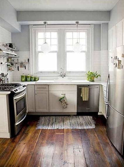 Gambar Ruang Dapur Kecil Sederhana