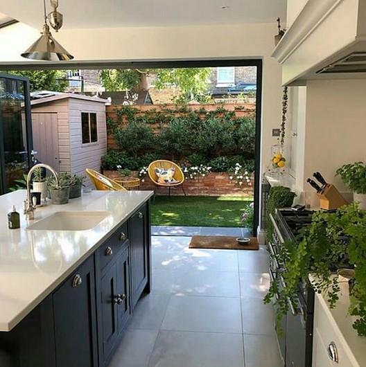Gambar Ruang Dapur Minimalis Modern