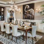 Gambar Ruang Makan Mewah