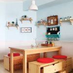 Gambar Ruang Makan Mewah Minimalis