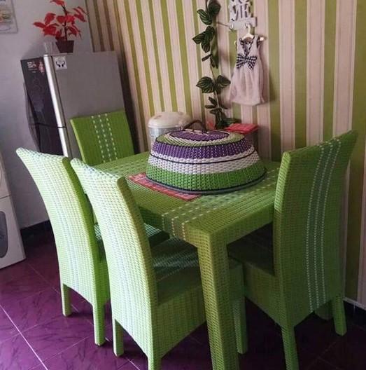 Gambar Ruang Makan Minimalis Modern