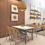 Gambar Ruang Makan Minimalis Sederhana