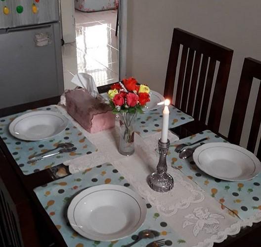 Gambar Desain Ruang Makan Minimalis Sederhana