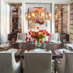 Gambar Ruang Makan Rumah Mewah
