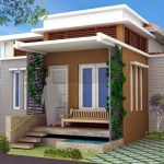 Gambar Teras Depan Rumah Minimalis Type 36 Terbaru