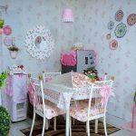 Hiasan Dinding Ruang Makan Kecil