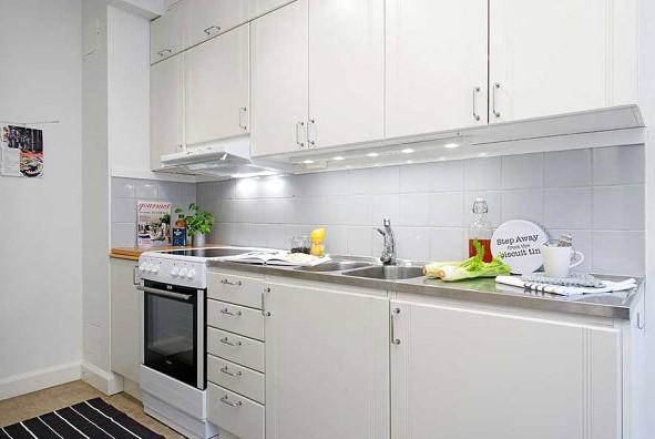 Inspirasi Dapur Minimalis Sederhana