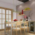 Inspirasi Ruang Makan Minimalis
