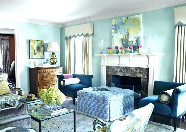 Inspirasi Warna Cat Ruang Tamu Yang Bagus