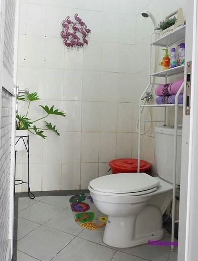 Kamar Mandi Sederhana Klasik